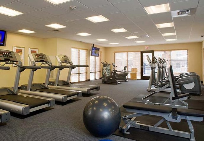 SpringHill Suites by Marriott Phoenix Glendale Fitness-klubb