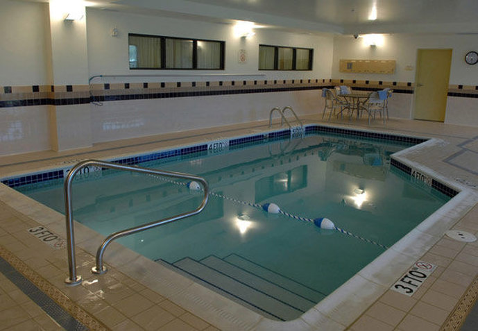 SpringHill Suites Wheeling Fitness Club