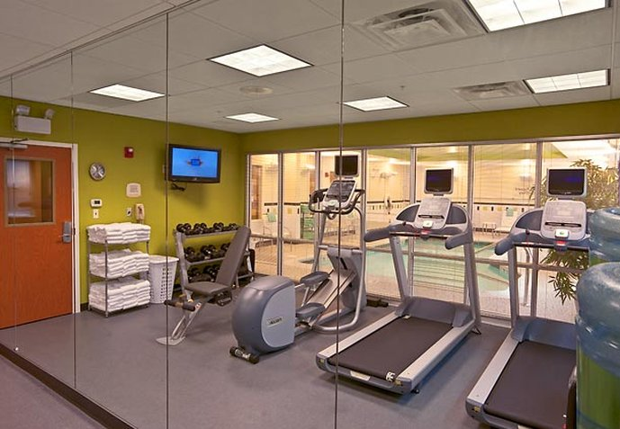 Fairfield Inn & Suites Portsmouth Exeter Fitneszklub