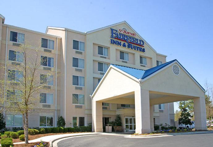 Fairfield Inn by Marriott Raleigh Airport/RTP Pohled zvenku