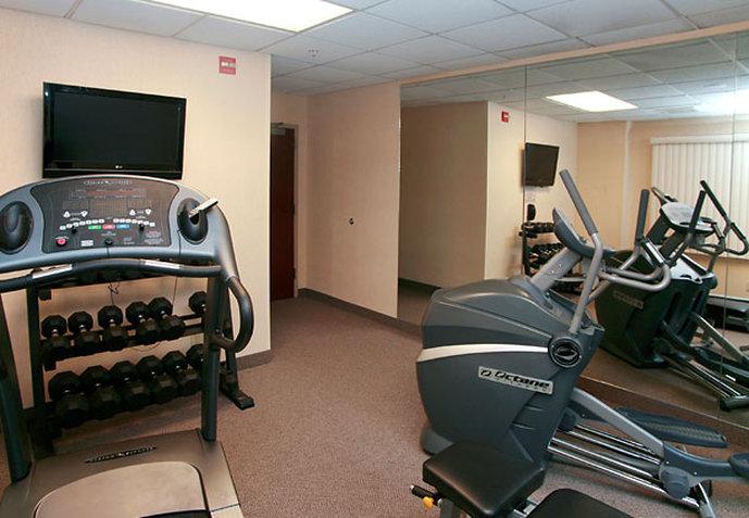 Fairfield Inn by Marriott Raleigh Airport/RTP Fitness Club