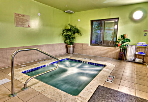 Towneplace Suites by Marriott Savannah Airport - Indoor Whirlpool