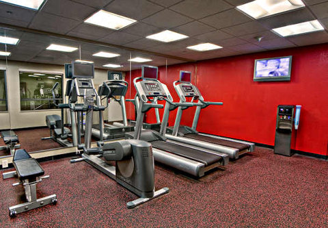 Towneplace Suites by Marriott Savannah Airport - Fitness room