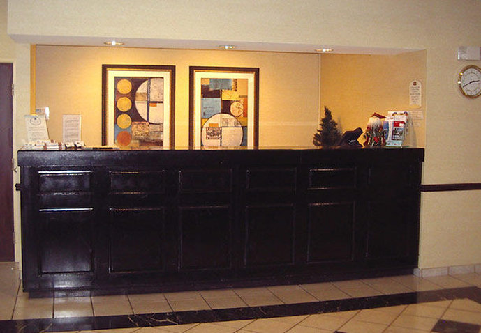 SpringHill Suites Savannah/Midtown Lobby