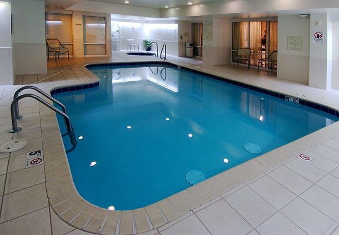 SpringHill Suites Savannah/Midtown Clube de fitness