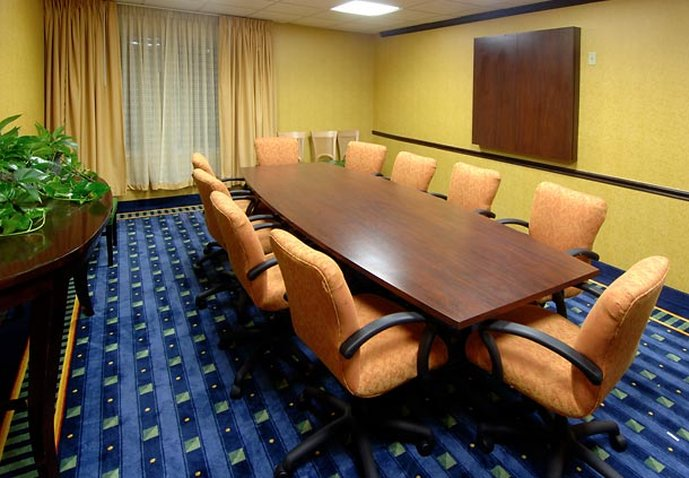 SpringHill Suites Savannah/Midtown Sala de conferências
