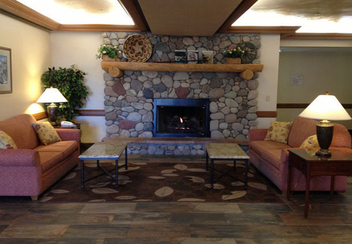 Fairfield Inn & Suites Steamboat Springs Lobby