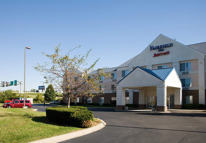 Hotel Fairfield Inn Louisville North Pohled zvenku