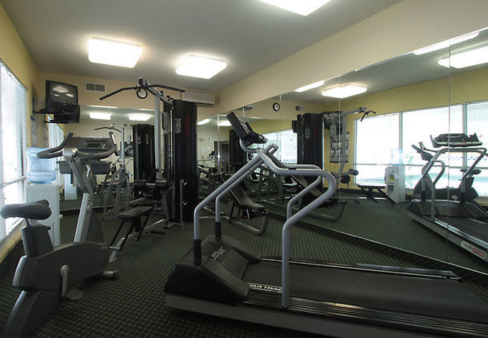 Hotel Fairfield Inn Louisville North Fitness Club