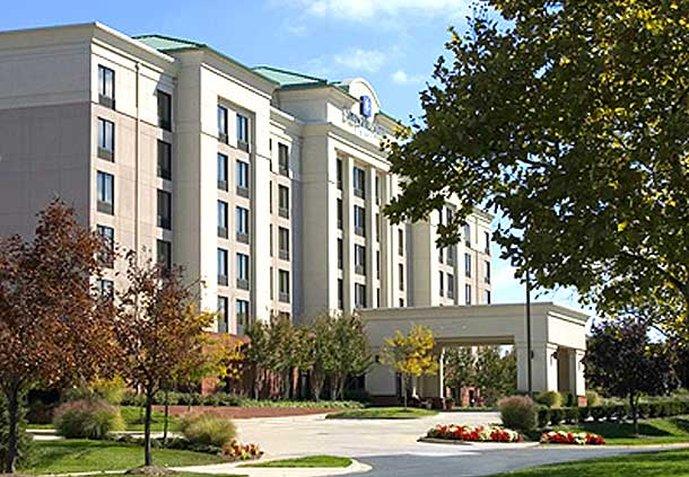 SpringHill Suites by Marriott Gaithersburg Fasad