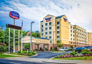 Exterior view - Fairfield Inn & Suites by Marriott New York Avenue DC