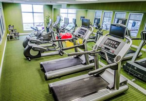 Fitness/ Exercise Room - Fairfield Inn & Suites by Marriott New York Avenue DC
