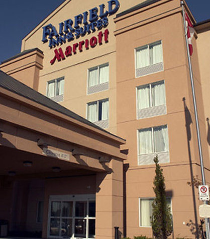 Fairfield Inn & Suites Toronto Brampton 外景