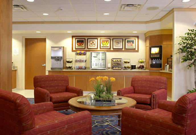 Fairfield Inn & Suites Toronto Brampton 餐饮设施