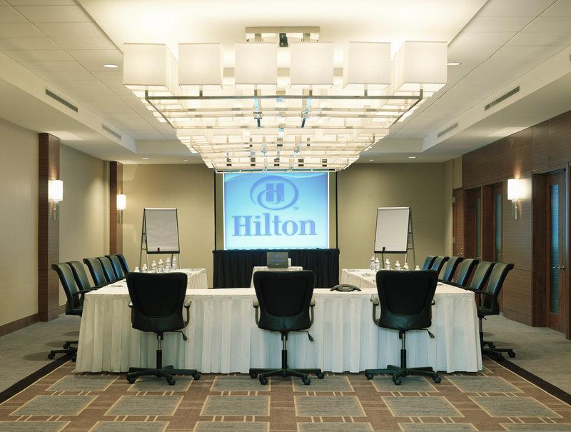 Hilton Hasbrouck Heights/Meadowlands Congreszaal