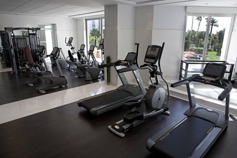 Hotel Majestic Barriere - Fitness Center