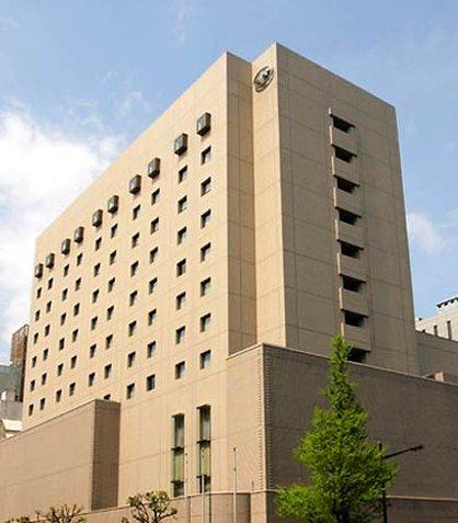 Courtyard Tokyo Ginza Fasad