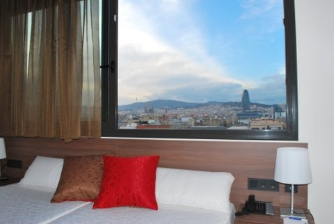 Hotel 4 Barcelona - double room