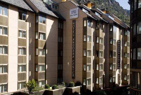 Hotel Andorra Center - Exterior