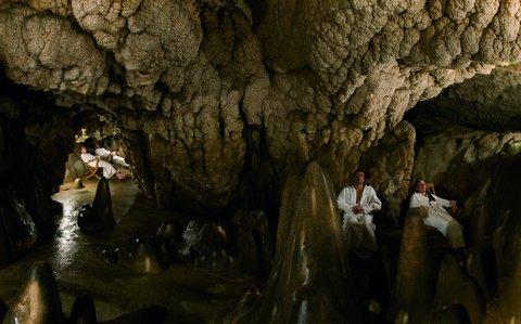 Grotta Giusti Resort Golf Spa - The Natural Grotta