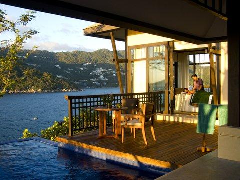 Banyan Tree Cabo Marques - Spa Pool Villa