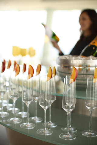 Hyatt Regency Pier Sixty-Six - Cocktail setup  Pier Top  S Wiseman  9 07