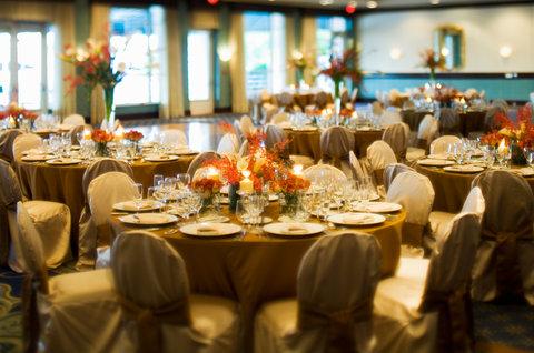 Hyatt Regency Pier Sixty-Six - SIG Event Setup