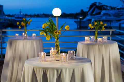 Hyatt Regency Pier Sixty-Six - SIG Event Marina Nite