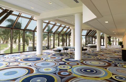 Hyatt Regency Pier Sixty-Six - Crystal Ballroom Exterior  Shelby 02 08