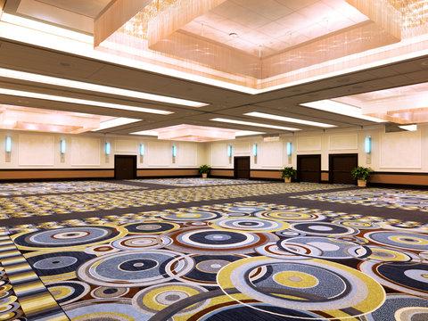 Hyatt Regency Pier Sixty-Six - Crystal Ballroom  Shelby 02 08
