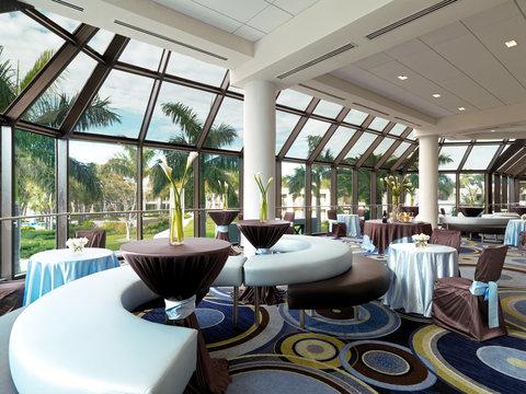 Hyatt Regency Pier Sixty-Six - Crystal Ballroom Exterior Set  Shelby 02 08