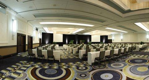 Hyatt Regency Pier Sixty-Six - Crystal Ballroom Pano  Shelby 03 08