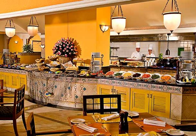 JW Marriott Hotel Quito Étkezés