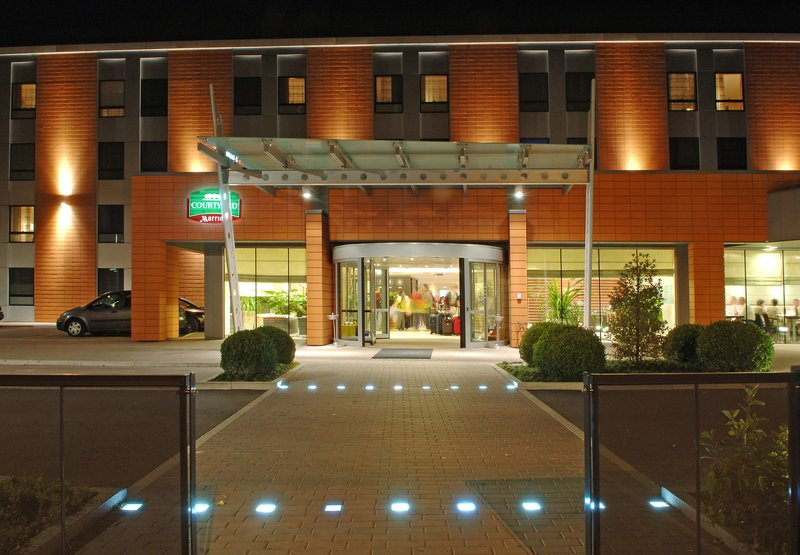 Courtyard Marriott Venice Airport Vista exterior