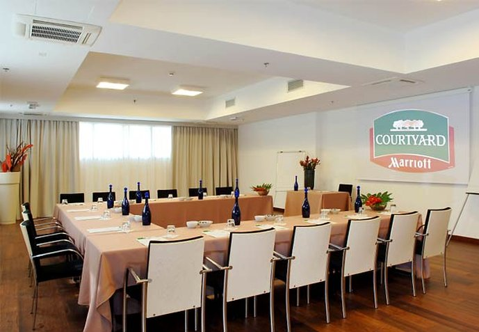 Courtyard Marriott Venice Airport Sala de conferencias