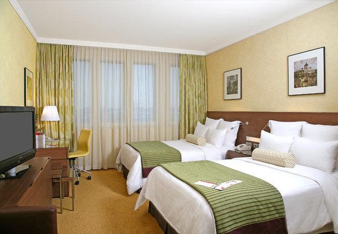 Marriott Vienna Zimmeransicht