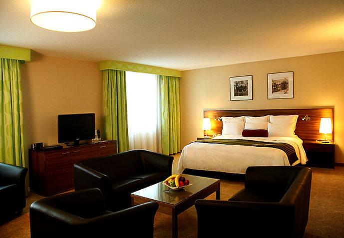 Marriott Vienna 客室