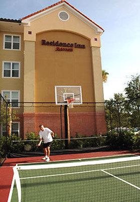 Residence Inn Sandestin at Grand Boulevard - Sport Court