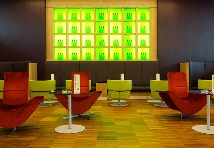 Courtyard by Marriott Wien Messe Bar/Lounge