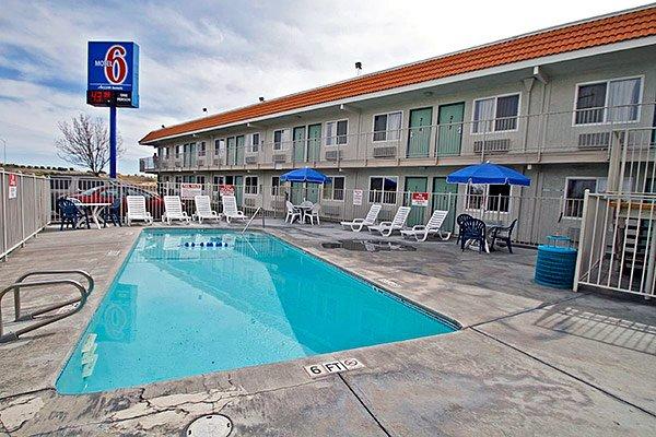 Motel 6 - Lancaster, CA