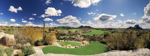 Boulders Resort & Golden Door Spa - Golf 14 North Course - Shelby - 01 08
