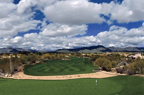 Boulders Resort & Golden Door Spa - Golf 16 North Course - Shelby - 01 08