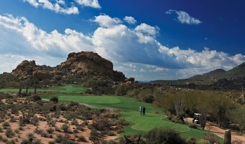 Boulders Resort & Golden Door Spa - Golf 5 South Course - Shelby - 01 08