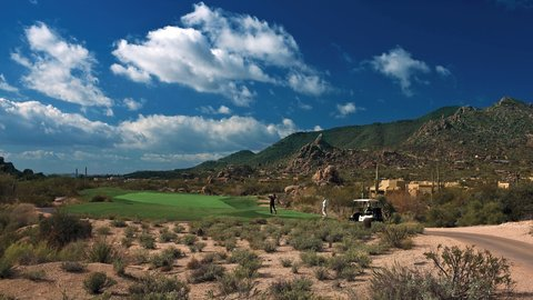 Boulders Resort & Golden Door Spa - Golf 1 South Course - Shelby - 01 08