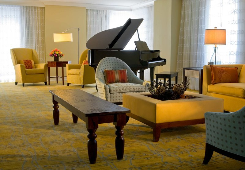 JW Marriott Washington, DC Zimmeransicht