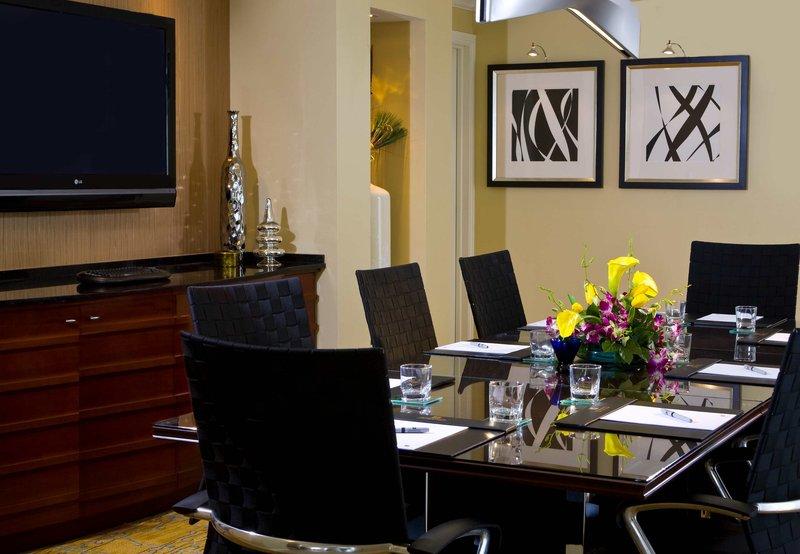 JW Marriott Washington, DC Zimmeransicht