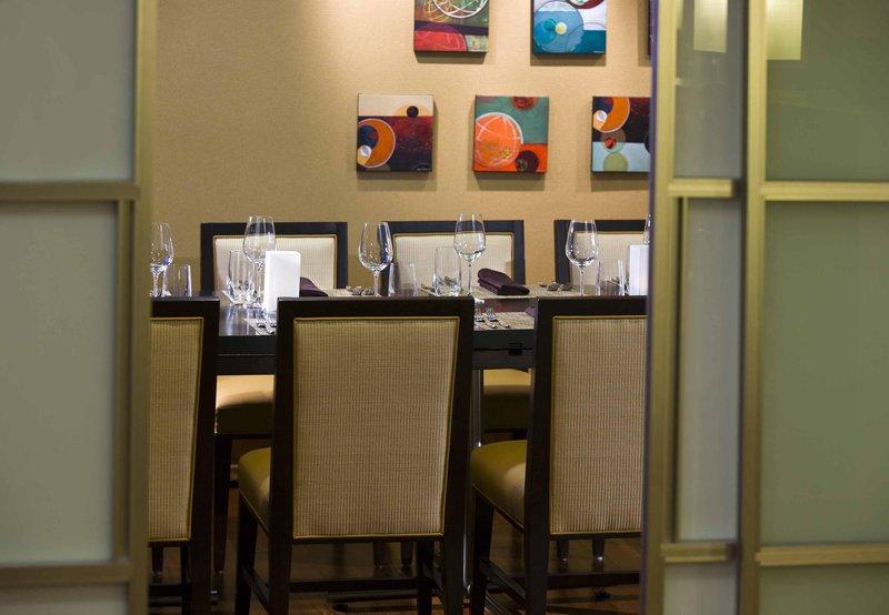 Marriott at Metro Center Gastronomi