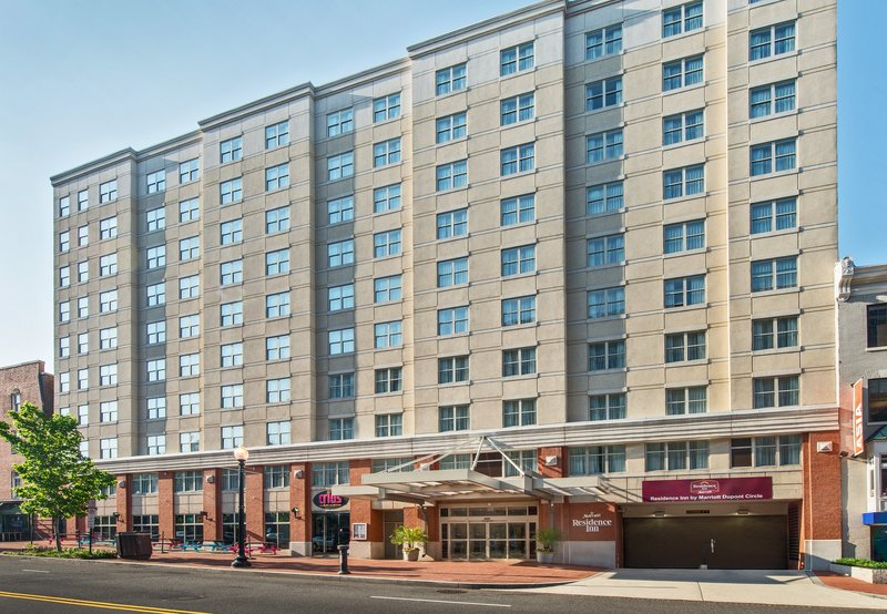 Residence Inn Washington DC/Dupont Circle Außenansicht