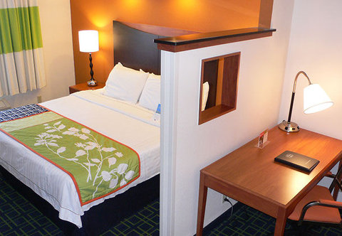 Fairfield Inn & Suites Colorado Springs South - Executive King Suite