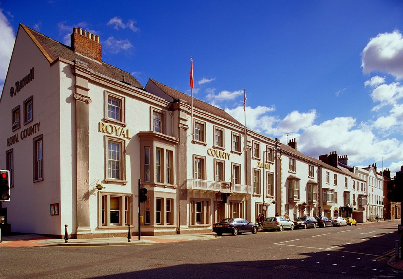 Marriott Durham Royal Country 外観